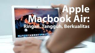 Gambar cover Apple Macbook Air: Buat Kamu yang Kreatif dan Produktif!