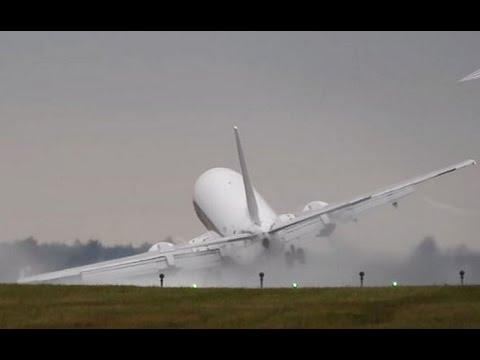 Emergency Landing in Rotterdam