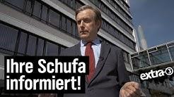 Imagefilm der Schufa | extra 3 | NDR