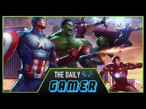 Marvel Games Could Change the Industry - The Daily Gamer