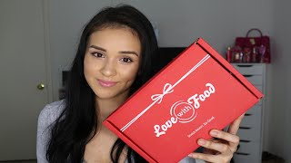 Love With Food Box |Tu Primera caja es gratis| Thumbnail