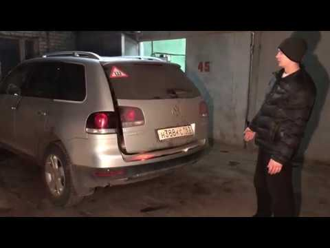 видео: vw touareg. Электропривод крышки багажника (ремонт и адаптация)