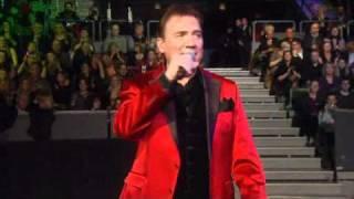 Christer Sjögren framför Djingis Khan - Melodifestivalen 2011