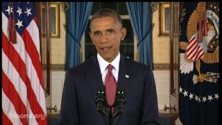 Obama's Islamic State Speech in Under Two Minutes