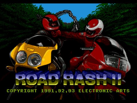 Mega Drive Longplay [102] Road Rash II
