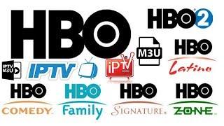 LISTA IPTV HBO PREMIUM SEPTIEMBRE 2017