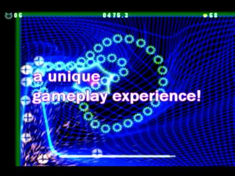 Qlione video game trailer from Rockin Android (Japanese name Qualia)