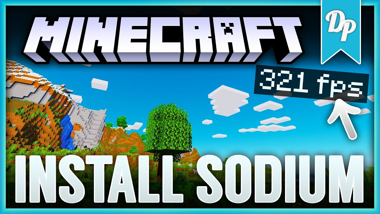 How to install Sodium Mod for Minecraft (FPS BOOST BETTER THAN OPTIFINE)