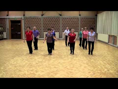 TENNESSEE WALTZ SURPRISE - line dance