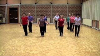 TENNESSEE WALTZ SURPRISE - line dance
