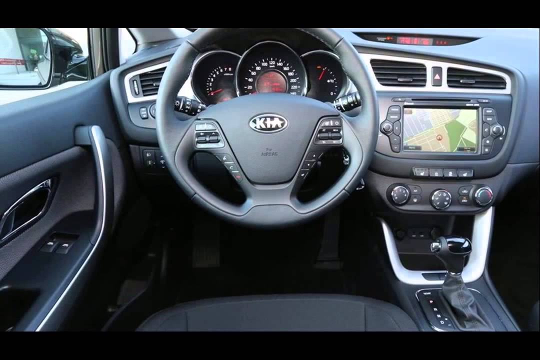 2015 model kia ceed sw auto new youtube. Black Bedroom Furniture Sets. Home Design Ideas