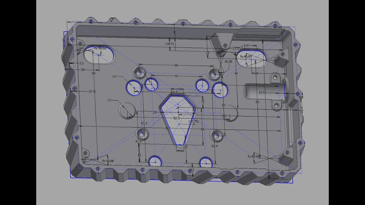 E Mountain Board Super Esc case 3d modeling