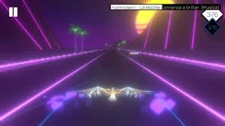 LA NOCHE BRILLARA - TEEN TITANS GO [MUSIC RACER]