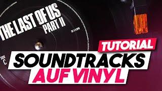 VINYL Schallplatten SAMMELN|SOUNDTRACKS|NES Commando