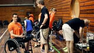 Gold in Rio 2016: Training (deel 1 van 3)