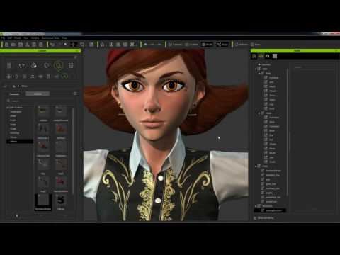 Character Creator Master Series - Pirate Creation Part 6: Finalizing in CC, 3DXchange & iClone