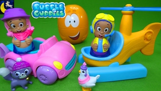 rare bubble guppies toys goby bubblecopter molly cruiser race car surprise paw patrol mashems toys