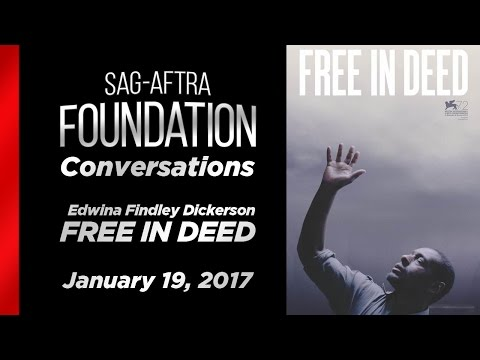 Conversations with Edwina Findley Dickerson of FREE IN DEED