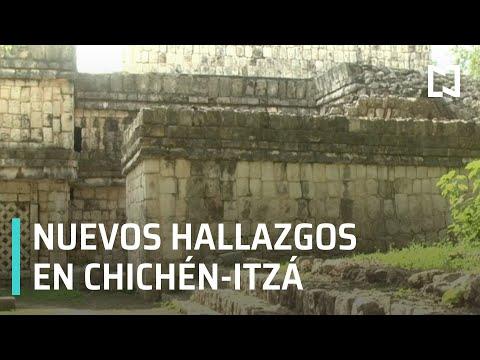 Chichén-Itzá: hallan nuevos grupos arquitectónicos - Las Noticias con Karla Iberia