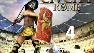 Строим город в CIVCITY ROME - 4