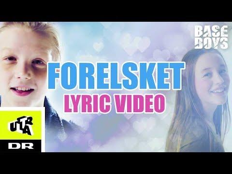 BaseBoys - Forelsket (LYRIC VIDEO) | Ultra