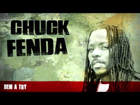 Chuck Fenda - Dem a try - HANDCRAFT RIDDIM [Spirit Revolution] 2016
