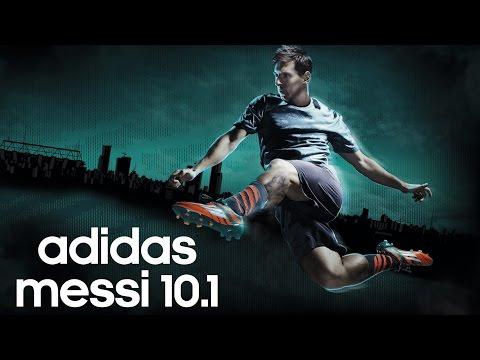Review botas adidas Messi 10.1 ● Las nuevas botas de Messi
