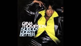 Gina Thompson -  I Can