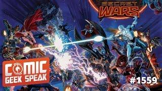 Off the Racks Two-in-One - Comic Geek Speak - Episode 1559