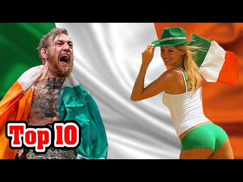 Top 10 AMAZING Facts About IRELAND