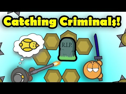 Catching the CRIMINALS of Moomoo.io! Who killed my duck? (Part 2)