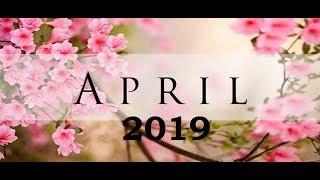 Leo April 2019 Tarot Readings~Break Free and Shine Your Light