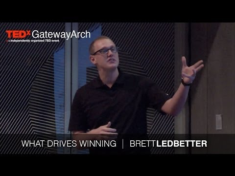 Brett Ledbetter: What Drives Winning