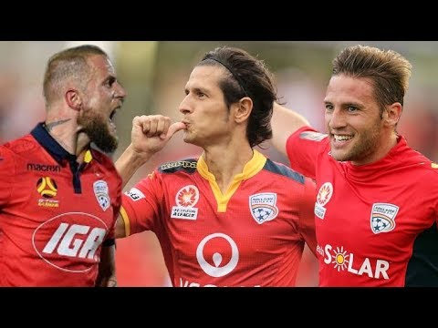 Adelaide United's Best Goals ★ 2013 to 2017 ★ Jeronimo, Pablo, Adlung and more! ★