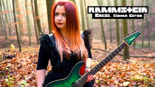 RAMMSTEIN - Engel | GUITAR COVER видео