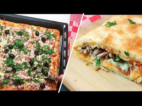 recette-pizza-familiale-facile-et-délicieuse.-avec-astuce-de-cuisson-!!!