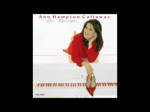 Ann Hampton Callaway  A Christmas Love Song