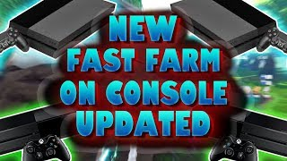 How to Fast Farm on Console S5 (After Patch) - Fortnite Battle Royale