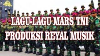 Gambar cover LAGU MARS TNI - Menggetarkan Jiwa, Merinding, Bangga | Produksi Reyal Musik