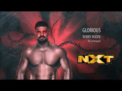 WWE: Bobby Roode Theme Song [Glorious Domination] (Piano Intro) + Arena Effects