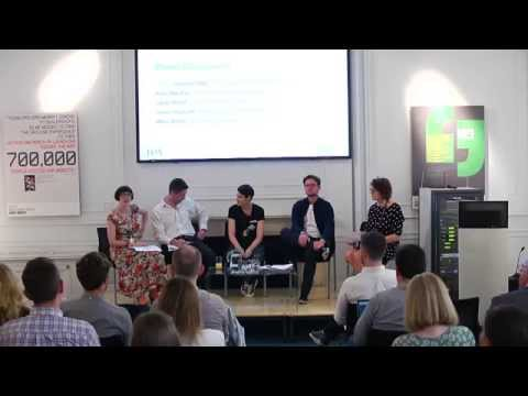 Future of Marketing and Agencies Panel sesson