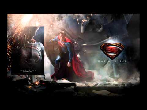 Man of Steel Comic Con Footage + the Music used in the Footage