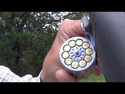 Smith & Wesson 617 .22 Caliber 10 Shot Revolver - Range Test
