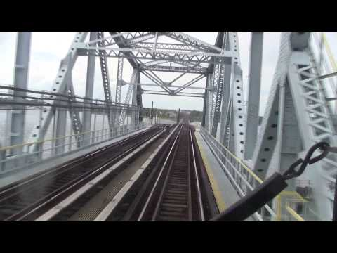 ᴴᴰ R42 A Train RFW Footage - Far Rockaway - Hoyt-Schermerhorn Streets (2012)