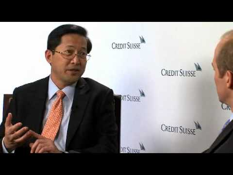 AIC 2010 Interview: Lito Camacho, Vice Chairman Asia Pacific, Credit Suisse