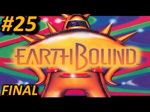 Earthbound (SNES) || EPISODIO 25 - FINAL: La batalla contra Giygas || En Español Super Nintendo