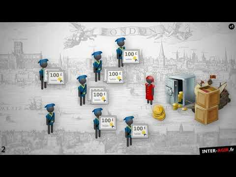 D'où vient l'argent ? Pourquoi les crises économiques ?