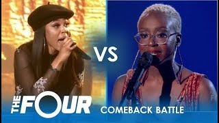 Carvena Jones vs Leah Jenea: Two STUNNING Vocal Performances WOW! | S2E7 | The Four