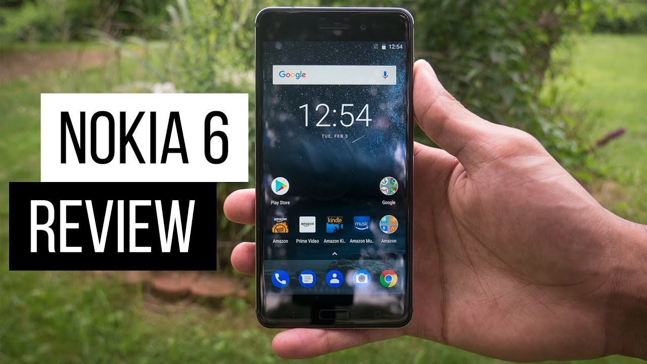 Nokia 6 Arte Black Video Nokia 6 Video Clips Phonearena