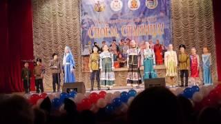 Казачата. Гагарин. Мы с тобой казаки. Шашку бери, бурку бери.